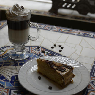 The Café Arcangel: divinely sweet