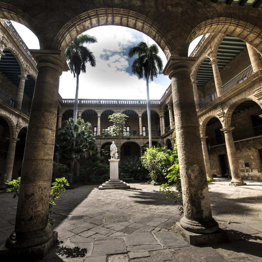 The Museum of the City: all the magnificence of Havana