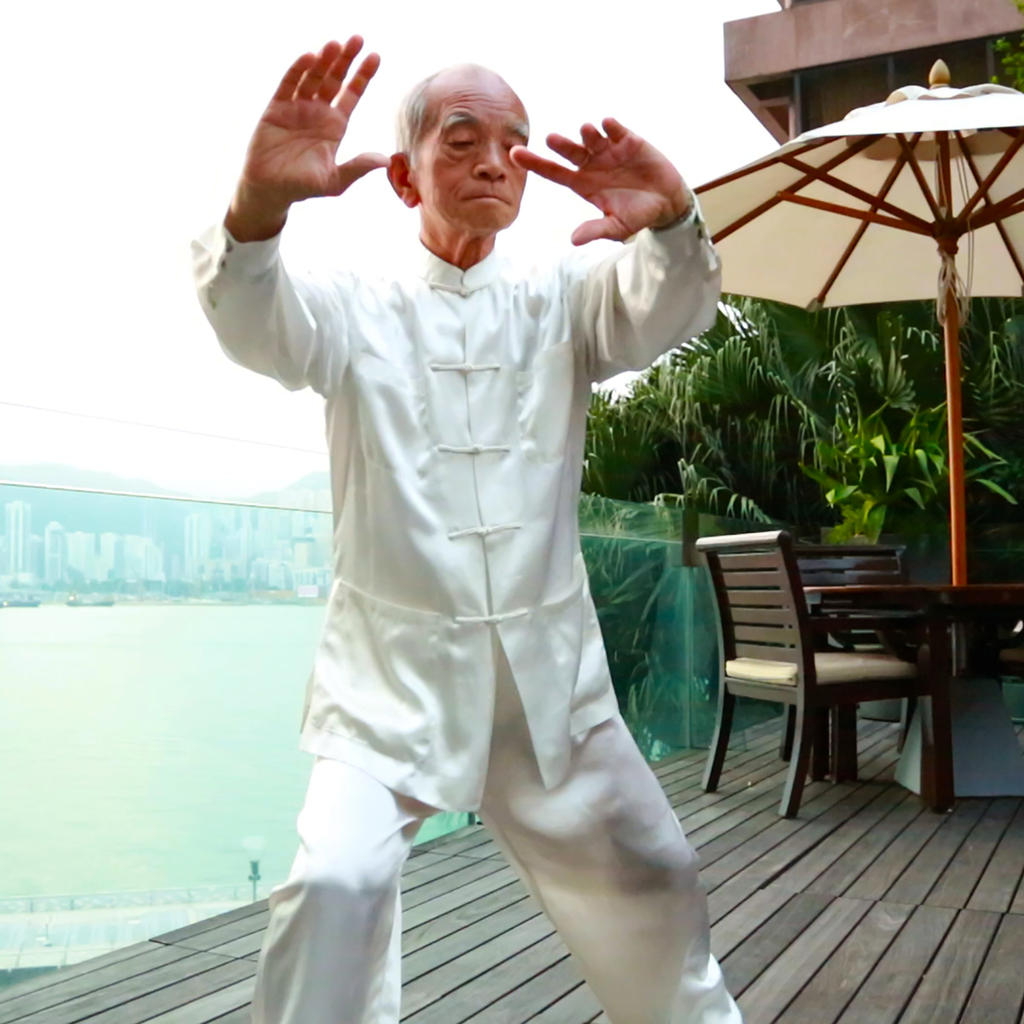 The Yin and Yang of Hong Kong : discovering tai chi