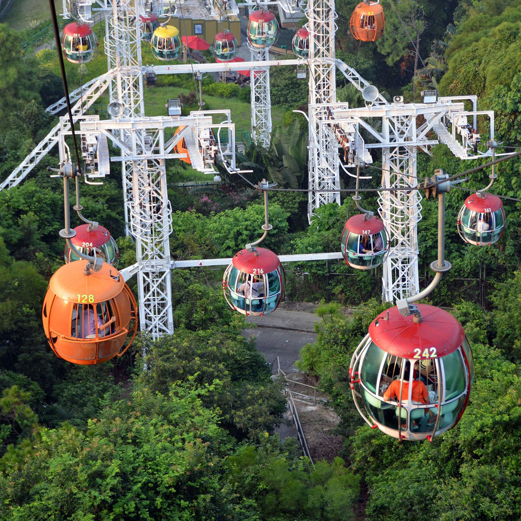Ocean Park Hong Kong: 80 hectares of emotion