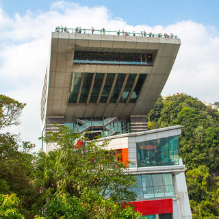 Take to the skies at Victoria Peak