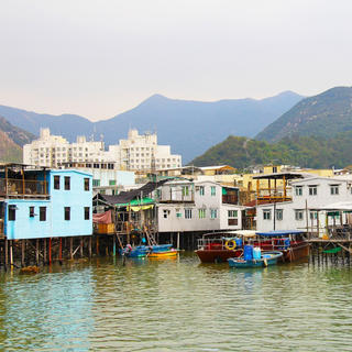 Tai O, explore an authentic fishing village