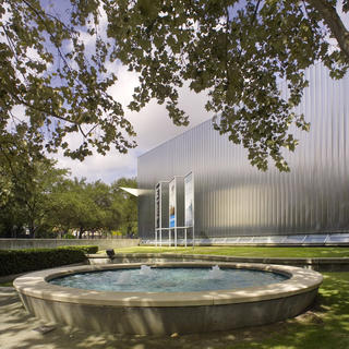 Contemporary Arts Museum Houston: art in motion
