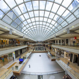 Houston Galleria, le paradis du shopping