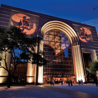 Houston Grand Opera, the temple of classical music