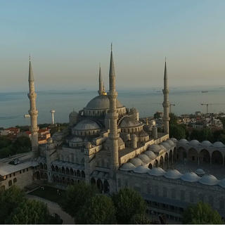 A one-day city tour of Istanbul