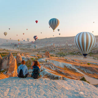 Set off on a magical circuit tour in the heart of Anatolia