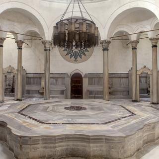 Plunge into a Turkish bath