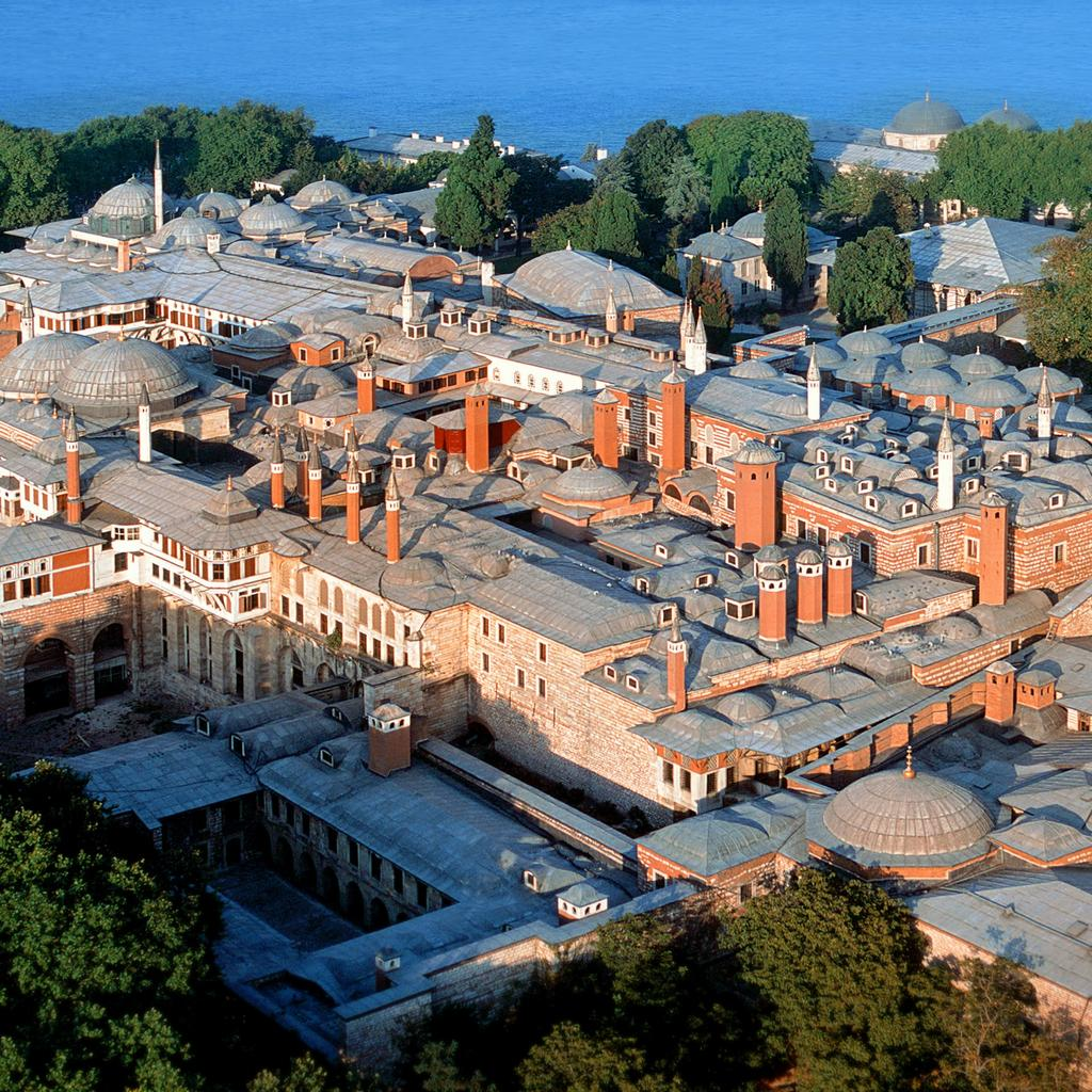 Discover your inner sultan at Topkapi Palace