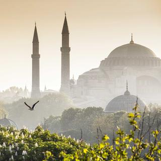 A day with the novelists in timeless Istanbul