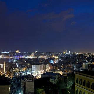 Witt Istanbul Suites: a trendy boutique hotel