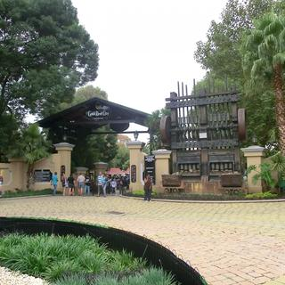 Gold Reef City: a rush for fun and amusement