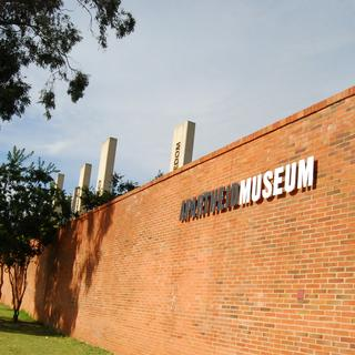 The Apartheid Museum, memory lives on