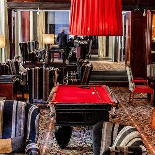 African Pride Melrose Arch Hotel: pure design