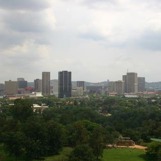 Pretoria: Afrikaner heritage and a newly named urban area