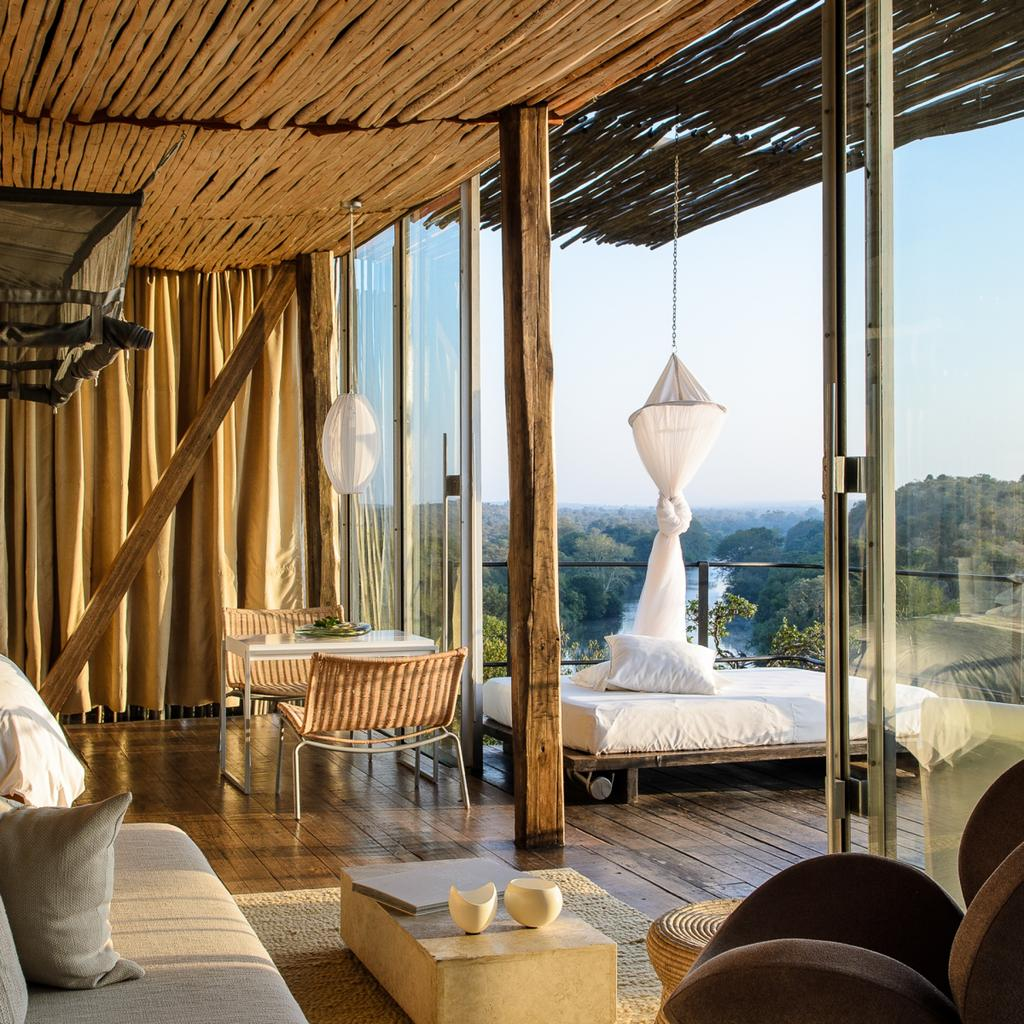 Singita Boulders: an extravagant lodge