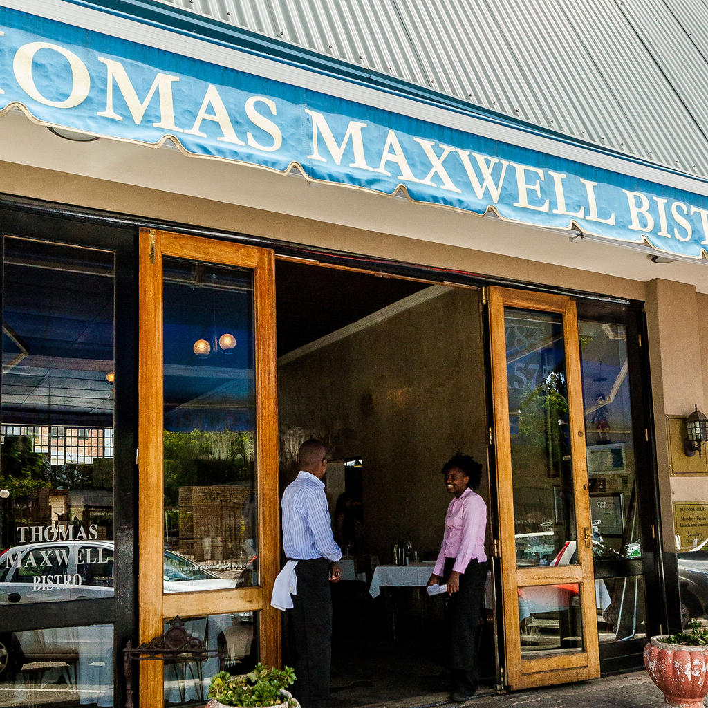 Thomas Maxwell Bistro: the buzz