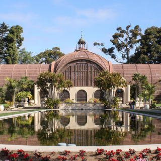 Balboa Park: a maze of nature and flowers