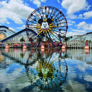Disneyland, le royaume enchanté de Mickey
