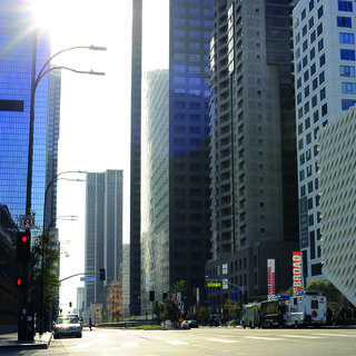 Downtown: the modern heart of Los Angeles