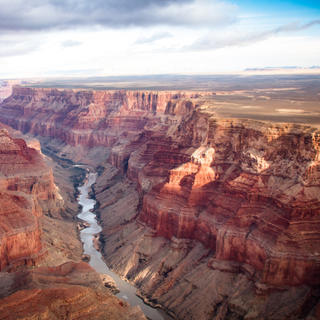 Dizzying experiences at the Grand Canyon