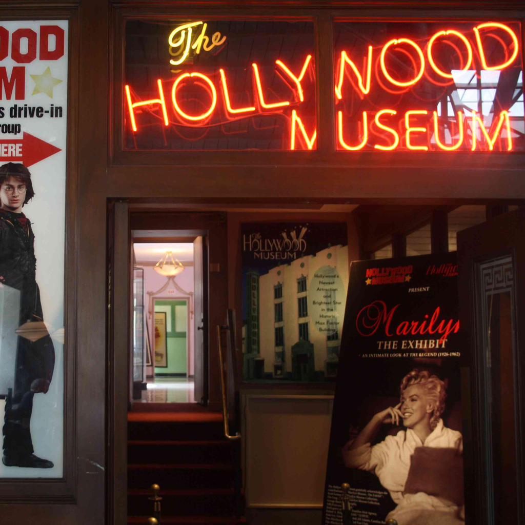 Hollywood Museum: unique in the world for its diversity