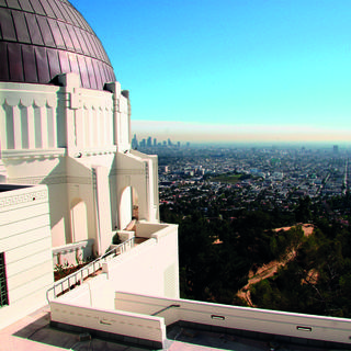 The Griffith Park Observatory brings you closer to the stars
