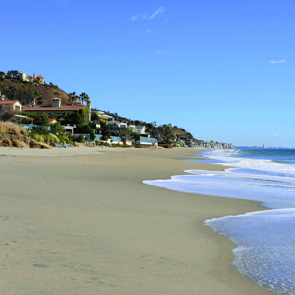 Malibu: address of the stars