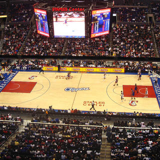 Staples Center, le temple du basket américain