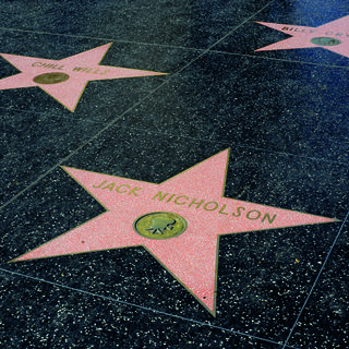 Walk of Fame: boulevard of the stars