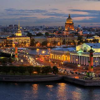 48 hours in Saint Petersburg
