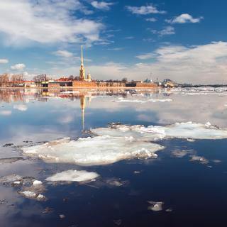 Peter and Paul Fortress: the city's place of birth