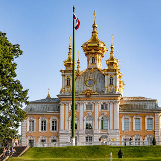 Peterhof: the Russian Versailles of Peter the Great