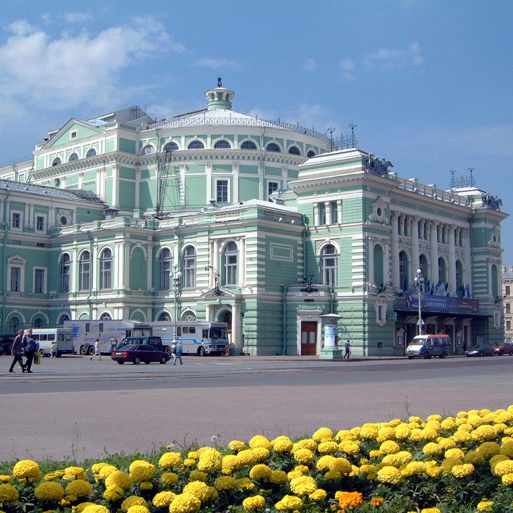 The Mariinsky, for unforgettable shows