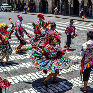 Carnaval Ayacuchano de Lima: a traditional celebration