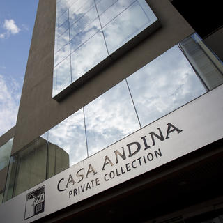Casa Andina Premium Miraflores: two blocks from Parque Kennedy