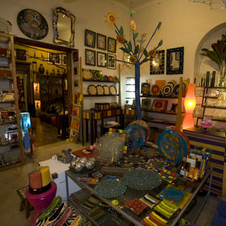 Dedalo Market, for bohemian arts and crafts