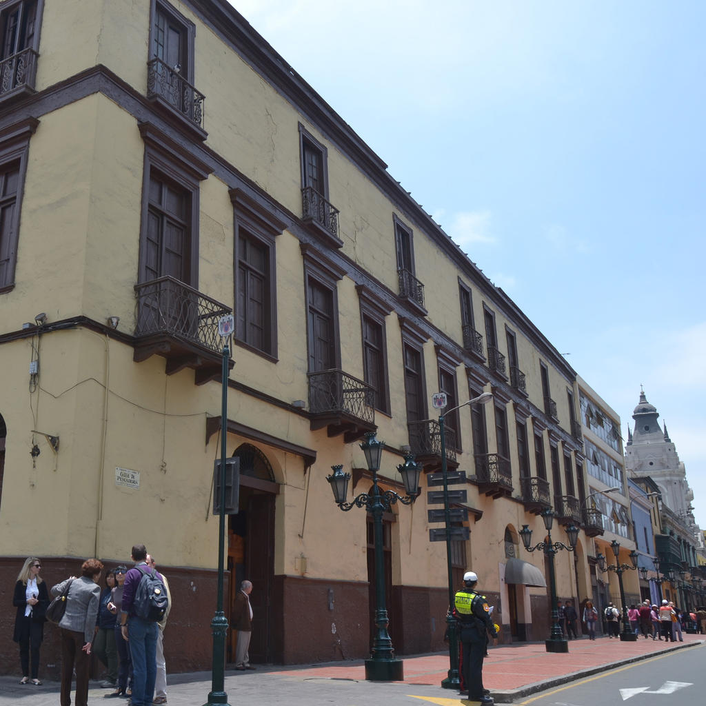 El Cordano: a unique address in downtown Lima
