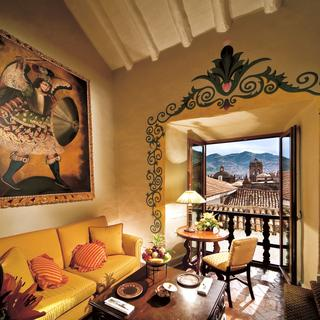 Hotel Monasterio: luxury at the foot of the Inca citadels