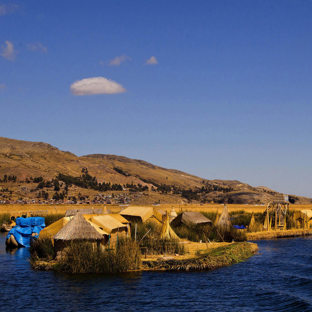 Lake Titicaca: between heaven and earth