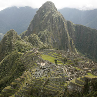 Machu Picchu: one of Seven New Wonders of the World