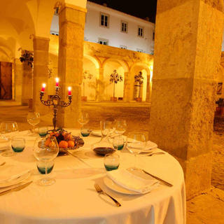 A Travessa: a restaurant in the middle of a convent