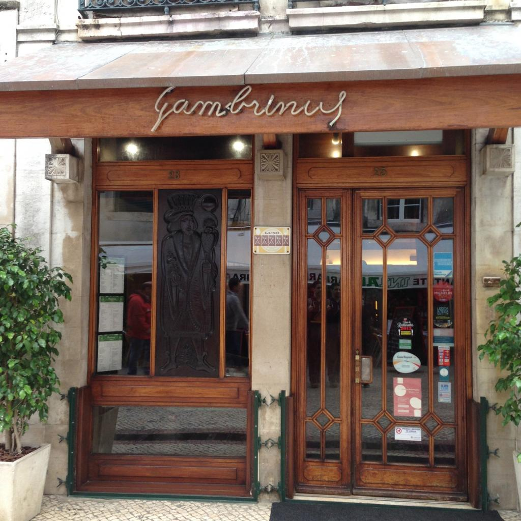 Gambrinus: tradition and delicacies