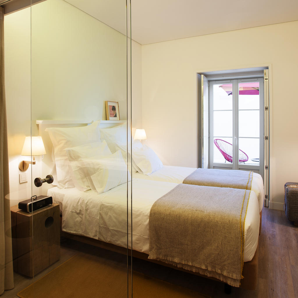 Memmo Alfama Hotel: Portuguese creativity in the service of a boutique hotel
