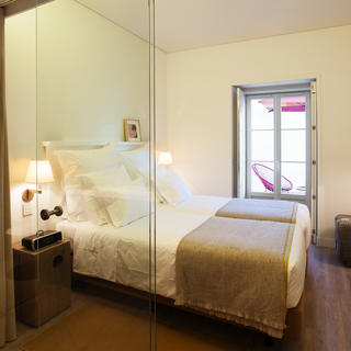 Memmo Alfama Hotel, an address you'll keep as a secret!