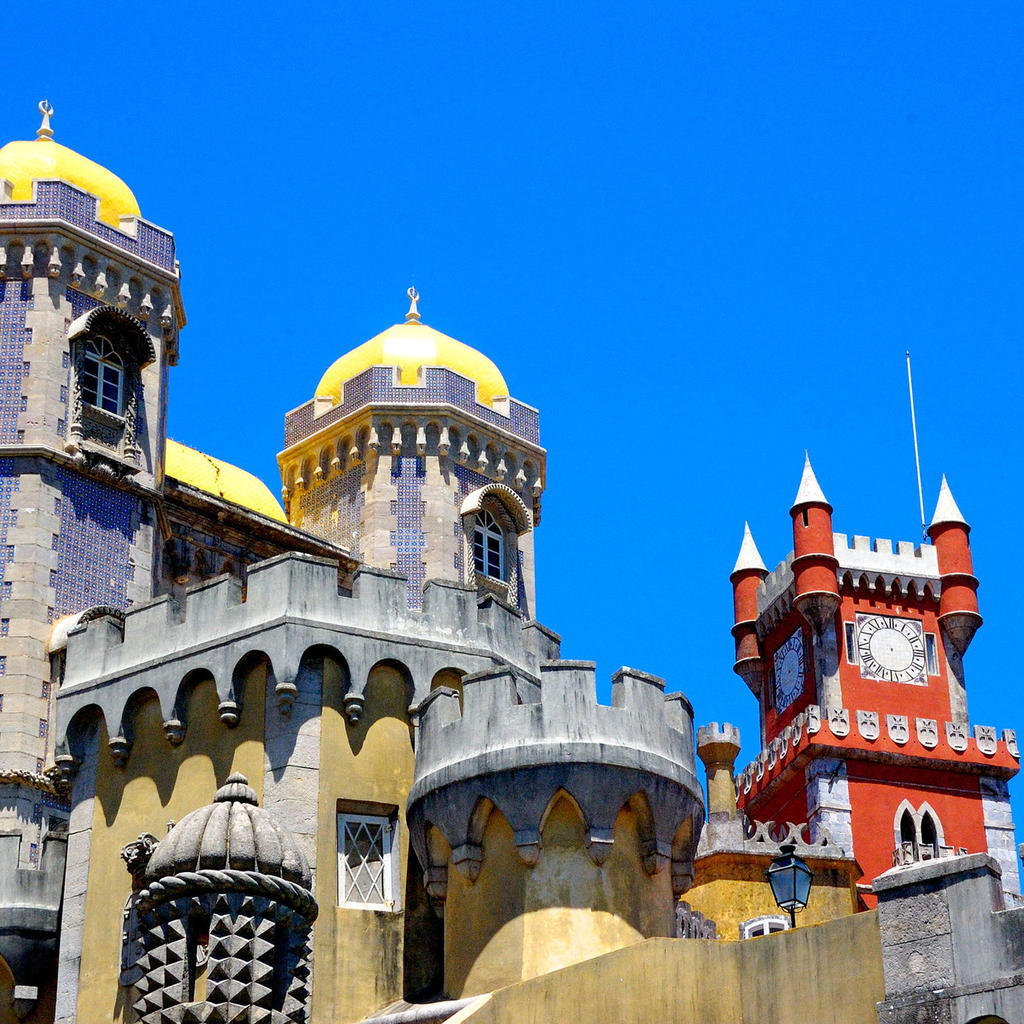 Sintra, architecture and nature in perfect harmony