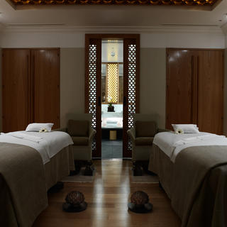Aman Spa: a paradise in the city