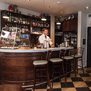 Bar Termini, an address that brings together coffee and cocktails