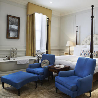 Dean Street Townhouse: all the charm you need