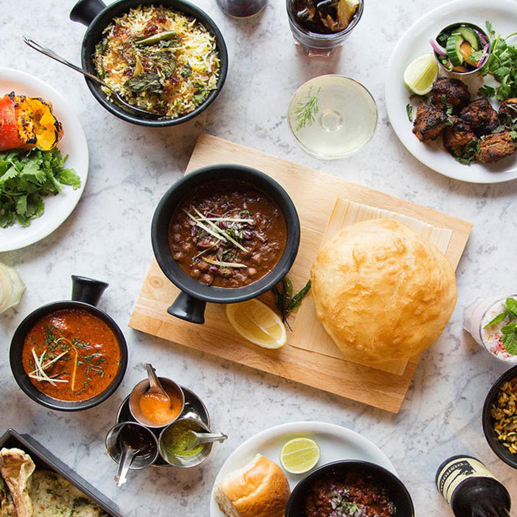 Dishoom King's Cross, a journey in itself